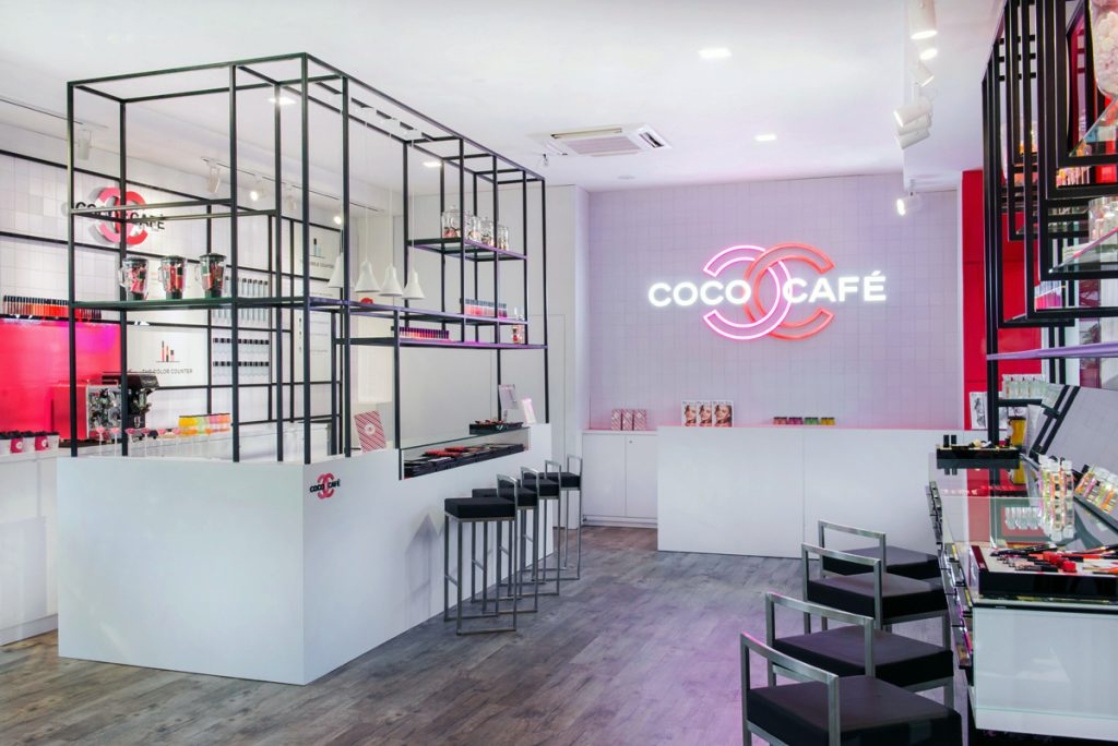 coco cafe popup