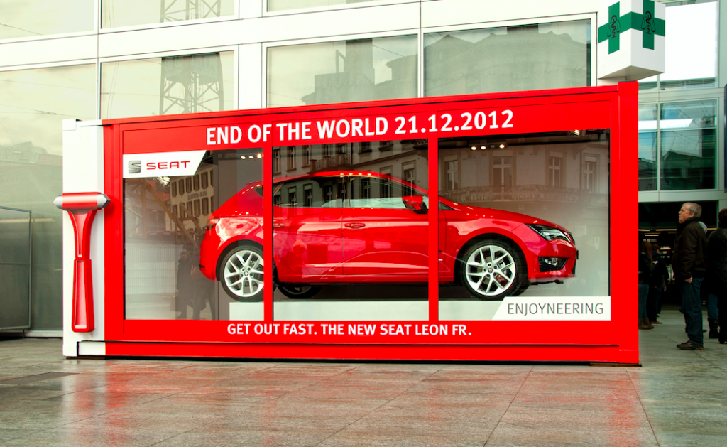 seat popup store